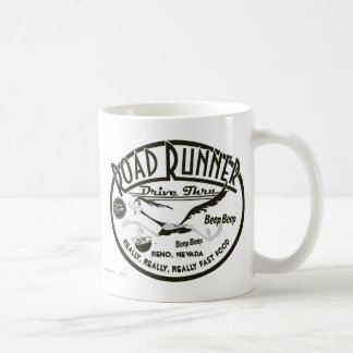 ROAD RUNNER™ Drive Thru Coffee Mug