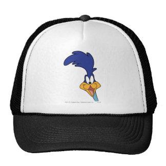 Road Runner Face Trucker Hats