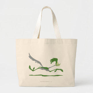 Road Runner Going Fast Canvas Bag