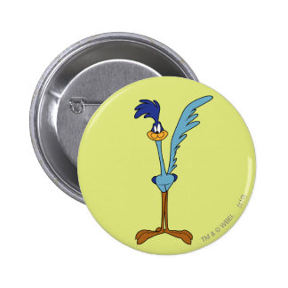 ROAD RUNNER™ in Color 6 Cm Round Badge