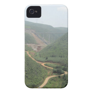 road & scenery iPhone 4 covers