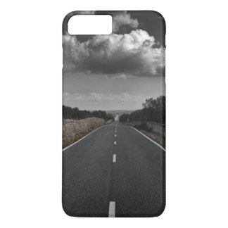 Road scenery iPhone 7 plus case