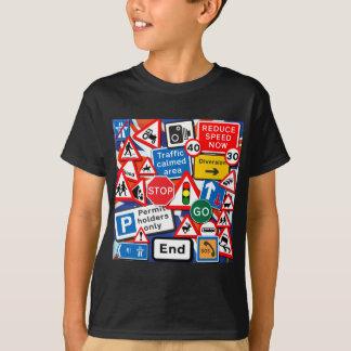 Road Signs T-Shirt