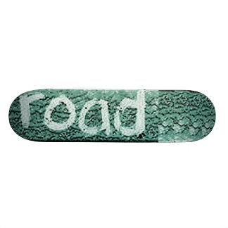 Road 'Tailgate Talk' Custom Skate Board