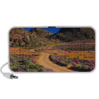 Road Through Flowers, Geogap Nature Reserve Notebook Speakers