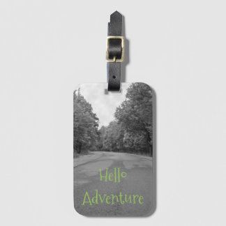Road to Adventure Luggage Tag