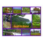 Road to Hana Postcard