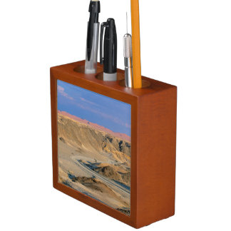 Road To Homeb Through Desert, Namib-Naukluft Desk Organiser