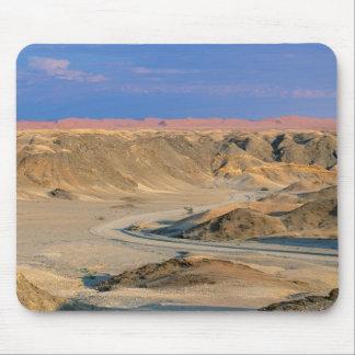 Road To Homeb Through Desert, Namib-Naukluft Mouse Mat