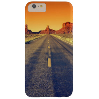 Road To Monument Valley At Sunset Barely There iPhone 6 Plus Case