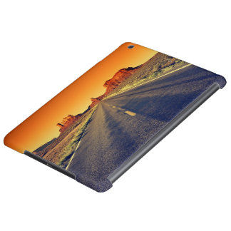 Road To Monument Valley At Sunset iPad Air Case