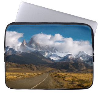 Road To Mount Fitzroy, Patagonia Laptop Computer Sleeve