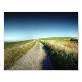 Road To Nowhere Art Photo