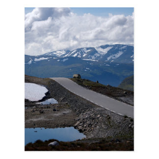 Road to Nowhere - Postcard