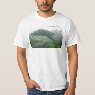 Road to Pt. Reyes in color T-Shirt