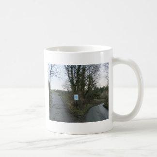 Road to Sycharth - Home of Owain Glyndwr Coffee Mug
