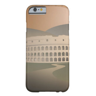 Road to the Colosseum, Rome, Italy Barely There iPhone 6 Case