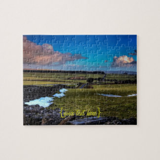 Road to Two Bridges Jigsaw Puzzle