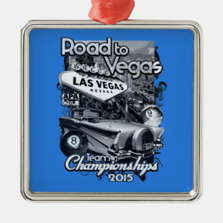 Road to Vegas 2015 Christmas Ornament