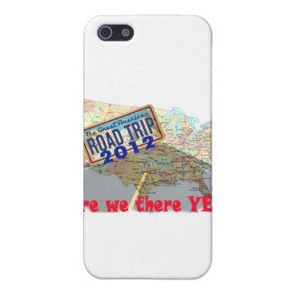Road Trip 2012 - Are We There Yet? iPhone 5/5S Cover