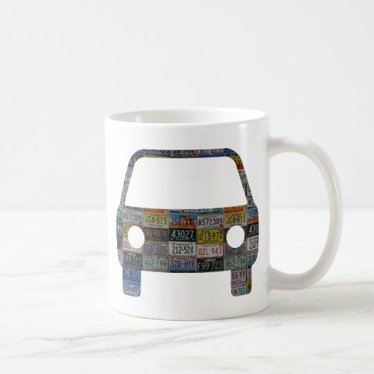 Road trip across the country coffee mug