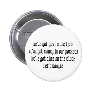 Road Trip Pinback Buttons