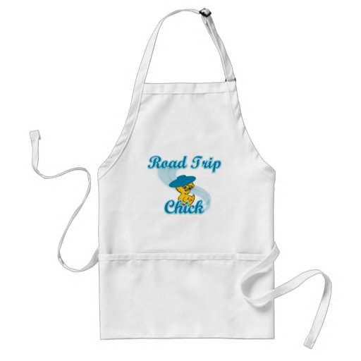 Road Trip Chick #3 Aprons