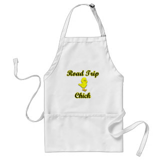 Road Trip Chick Aprons