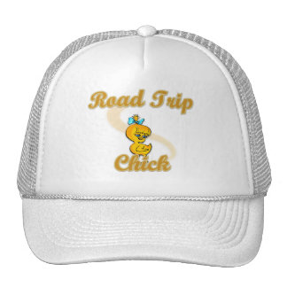 Road Trip Chick Hats