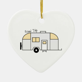 Road Trip Christmas Ornament