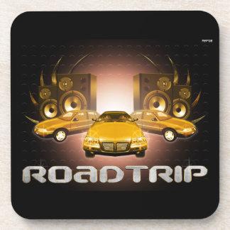 Road Trip Beverage Coaster