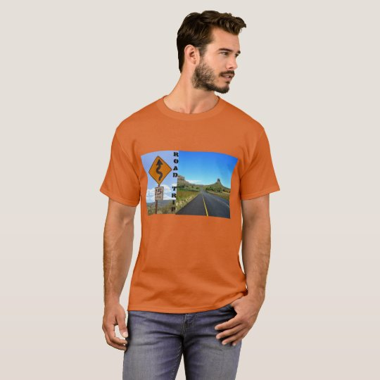 Road Trip Fashion T-Shirt for Men