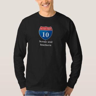 Road Trip - Interstate 10 -T-shirt T-Shirt