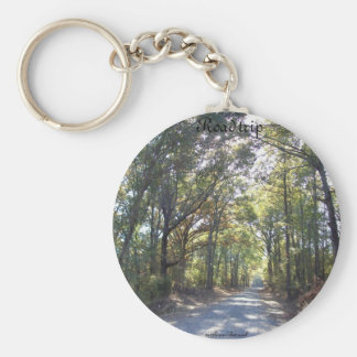 Road trip keychains