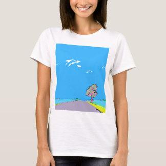 Road Trip Ladies T-shirt