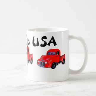 Road Trip USA Basic White Mug