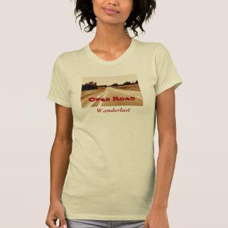 Road Trips - T-shirt Tee Shirt