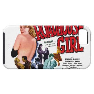 Roadhouse Girl iPhone 5 Covers