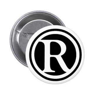 Roadie 6 Cm Round Badge