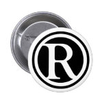 Roadie Pinback Button