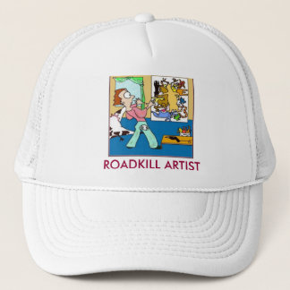 ROADKILL ARTIST hat