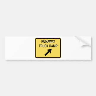 RoadPro 15oz Mug Bumper Sticker