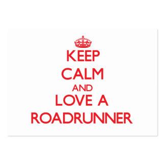 Roadrunner Business Card Templates