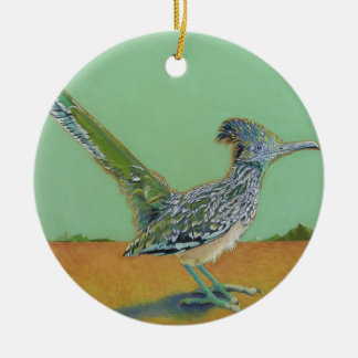 Roadrunner Christmas Ornament