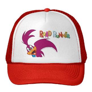 Roadrunner Head Tilted Cap
