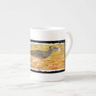 Roadrunner with Lizard Coffee/Tea Cup