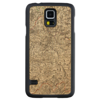 Roads of France Carved Maple Galaxy S5 Case