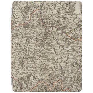 Roads of France iPad Cover
