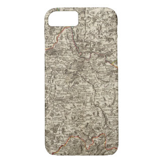 Roads of France iPhone 8/7 Case