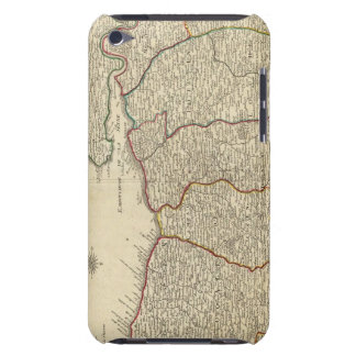 Roads of France iPod Touch Case-Mate Case